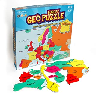 Best world geography puzzles countries of the world Reviews