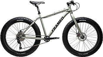 Framed Minnesota Fat Tire Bike