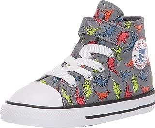 Converse Kids' Chuck Taylor All Star Dinosaur Print High Top Sneaker