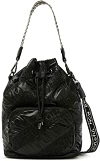 Desigual Damen Fabric Hand Bag, U