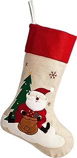 Best santa christmas stockings Reviews