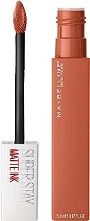 Maybelline New York SuperStay Matte Ink Un-nude Liquid Lipstick, Fighter, 0.17 Ounce
