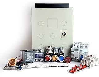 Powder Coating Oven Controller Kit, 240V 30A 7200W (KIT-PCO101)
