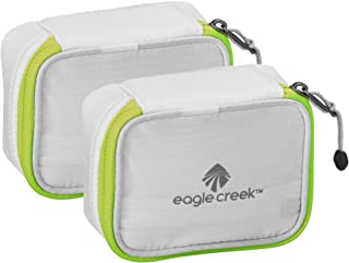 Eagle Creek Pack-it Specter Mini Cube(Extra S) - 2pc Set, White/Strobe (White) - EC0A34PJ002