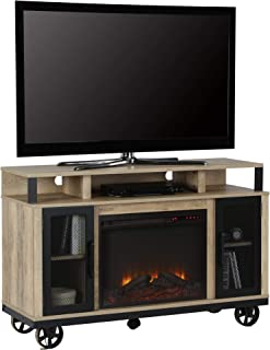 Maddox TV Stand with Fireplace for TVs up to 55