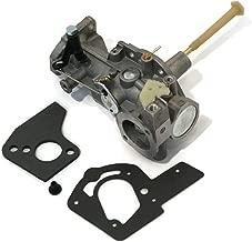 The ROP Shop Carburetor & GASKETS for Briggs Stratton Model 135202 135207 135212 135217