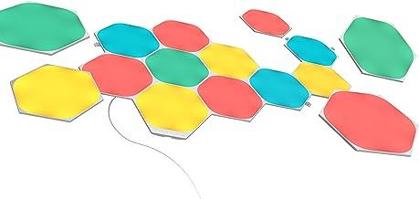 Nanoleaf NL42-6002HX-15PK Shapes Hexagons starterset – 15 lichtpanelen