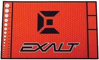 Exalt Paintball HD Rubber Tech Mat - Bright Orange