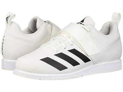 adidas Powerlift 4 (Footwear White/Core Black/Footwear White) Men
