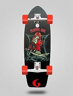 Sakari Glutier Surfskate Complete with SGI Surf Sk...