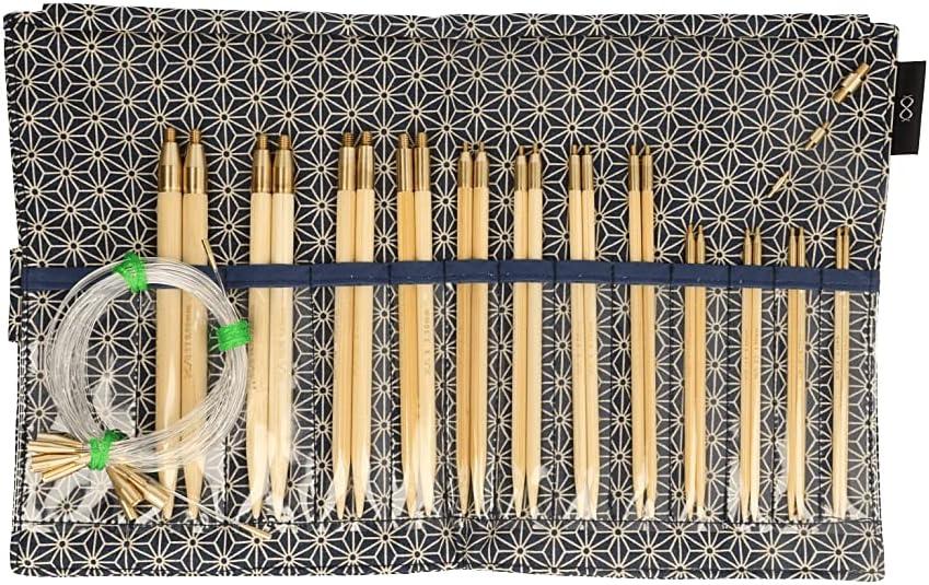 Seeknit KA57825-01 Circular Knit Set, std, Blue