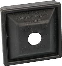 WIRTHCO ENGINEERING Inc 52215 Black 30000 Bumper Plug Locking Retail Pkg