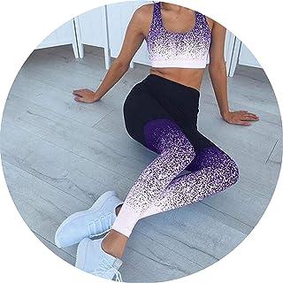 Lotus network Pantalones de Mujer Casuales para Fitness, Cintura Alta, Sexy, Pantalones Largos, Leggings para ejercitar