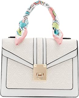 ALDO womens Legalilith Dome Satchel Handbag, Other Beige, One Size US