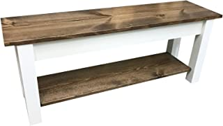 Olmsted Storage Bench (24