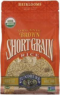 Lundberg Organic Rice - Short Grain Brown - 32 oz - 2 Pack