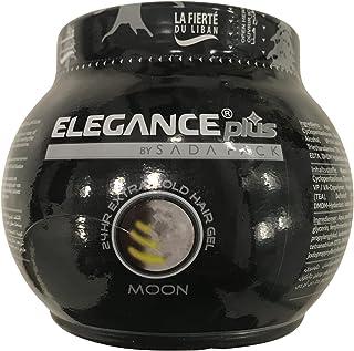 ELEGANCE Plus Hair Gel, Moon, 1000 ml