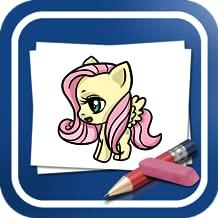 Draw Unicorns Step By Step