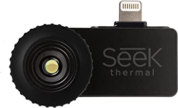 Seek Thermal Compact - All-Purpose Thermal Imaging Camera for iOS