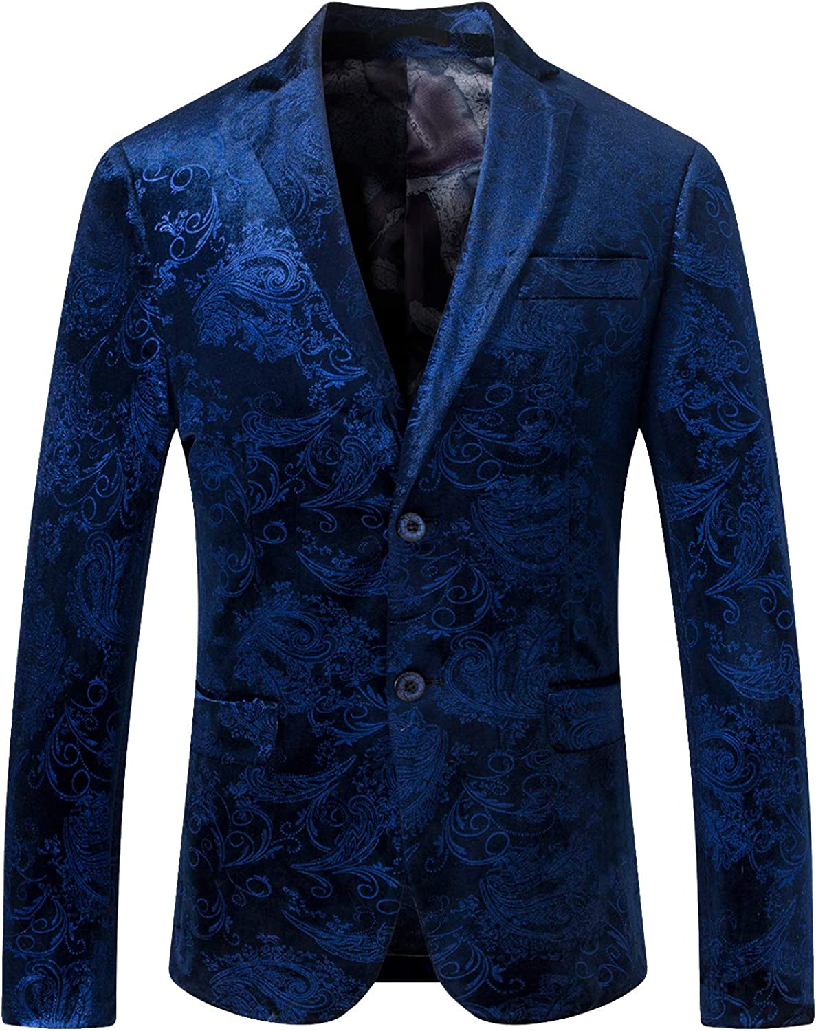 SuiSional Men's Luxury Dress Slim Fit Jacket Choice Suit and Tuxedo Sty 5 ☆ very popular