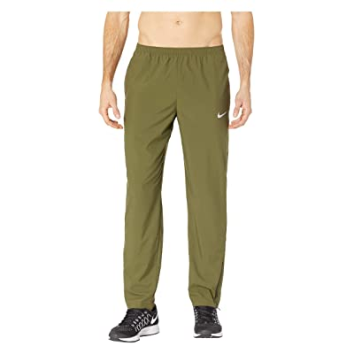 Nike Run Pants (Olive Canvas/Olive Canvas) Men