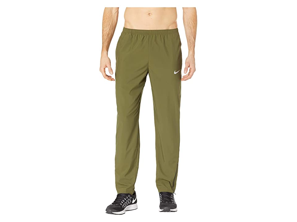 Nike Run Pants (Olive Canvas/Olive Canvas) Men