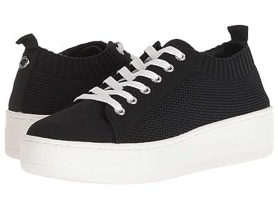 Steve Madden Bardo Sneaker (Black) Women
