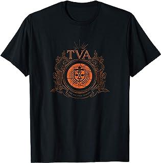 Marvel Loki TVA Badge Camiseta