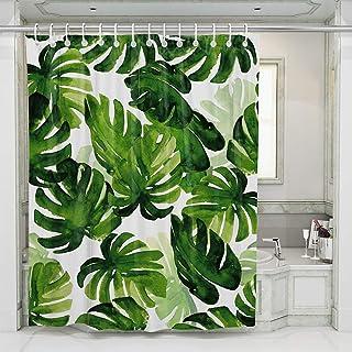 Amazon.es: juego de baño verde