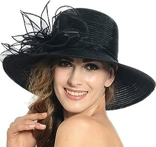 Lightweight Kentucky Derby Church Dress Wedding Hat #S052