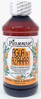 Agua De Azahar 4 Oz. Orange Flower-Blossom Water