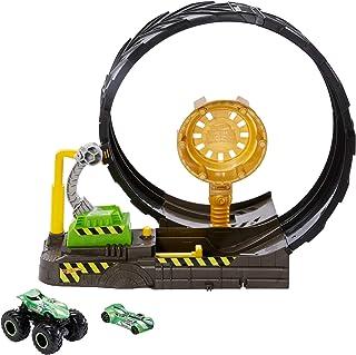Hot Wheels MT Monster Loop Playset, GKY00