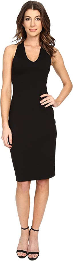 Susana Monaco Chloe V-Neck Dress