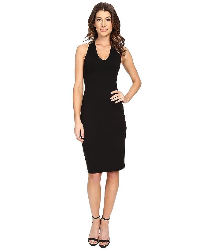 Susana Monaco Chloe V Neck Dress