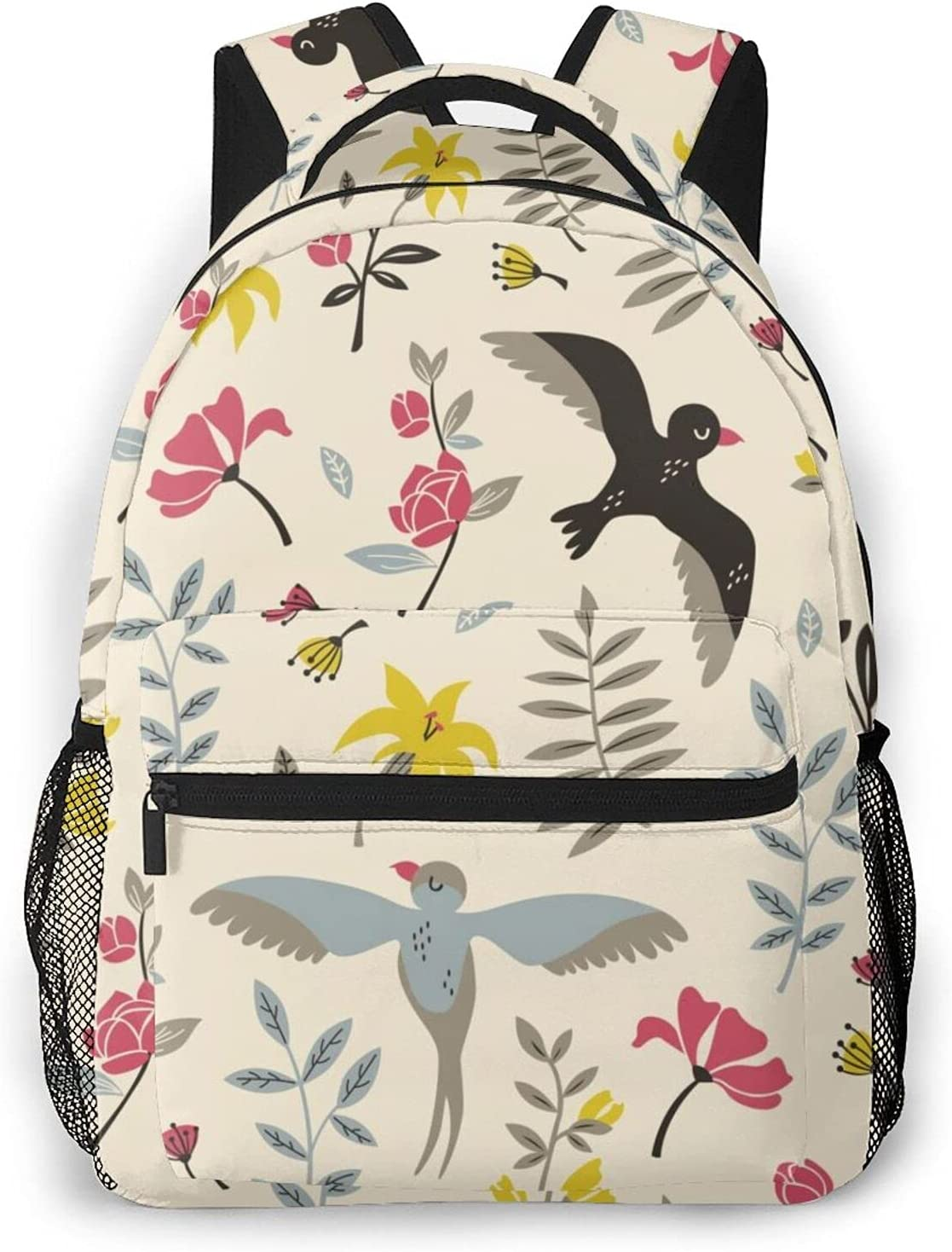 Lightweight unisex Water Super special price Resistant Fashion Prints Backpacks Teen Gi For