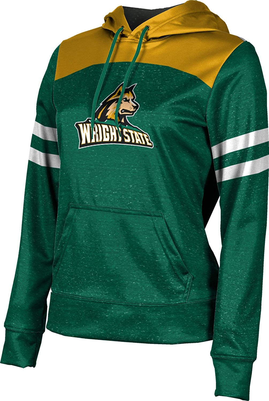 ProSphere Wright State University Girls' Pullover Hoodie, School Spirit Sweatshirt (Gameday)