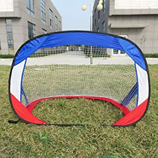 YINGJEE Pop Up Soccer Goal for Kids, Soccer Goals for...