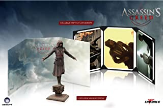 Triforce Assassin's Creed Collector's Edition Aguilar de Nerha Statue - Not Machine Specific;