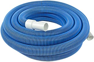 Best Poolmaster 33430 Heavy Duty In-Ground Pool Vacuum Hose With Swivel Cuff, 1-1/2-Inch by 30-Feet,Neutral Review