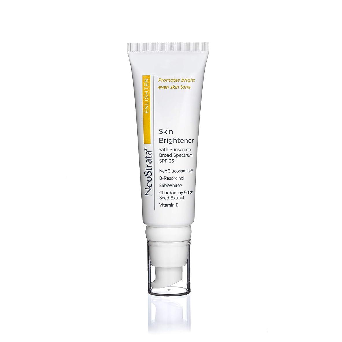 取り壊す忘れられない吐くネオストラータ Enlighten Skin Brightener SPF25 40g/1.4oz並行輸入品