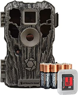 Stealth Cam STC-PX24CMOK 24.0-Megapixel Trail Camera Combo