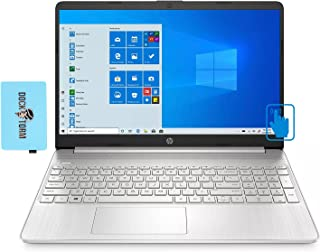 """HP 15"""" i7 Touch Home & Business Laptop (Intel i7-1165G7 4-Core, 32GB RAM, 1TB PCIe SSD, Intel..."""