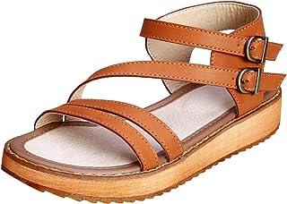 743d48e15080f Amazon.com: Platform - Sandals / Shoes: Clothing, Shoes & Jewelry