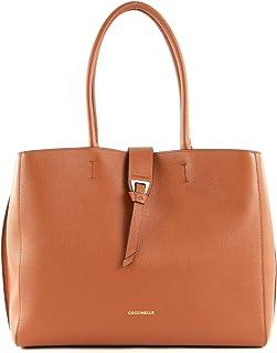 Coccinelle Alba Shoulder Bag Caramel