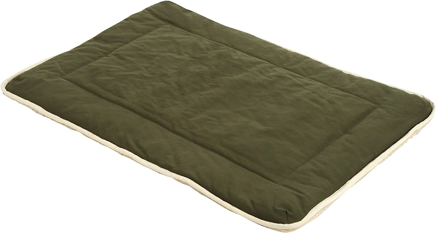 Dog Gone Smart Crate Mat (23in x 36in) (Olive)