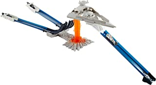 Hot Wheels Star Wars Carships Double Jump Star Destroyer Battle Playset