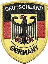 Deutschland Koninklijke Wapen Keizerlijke Adelaar Ijzer op Naai Op Geborduurde patch