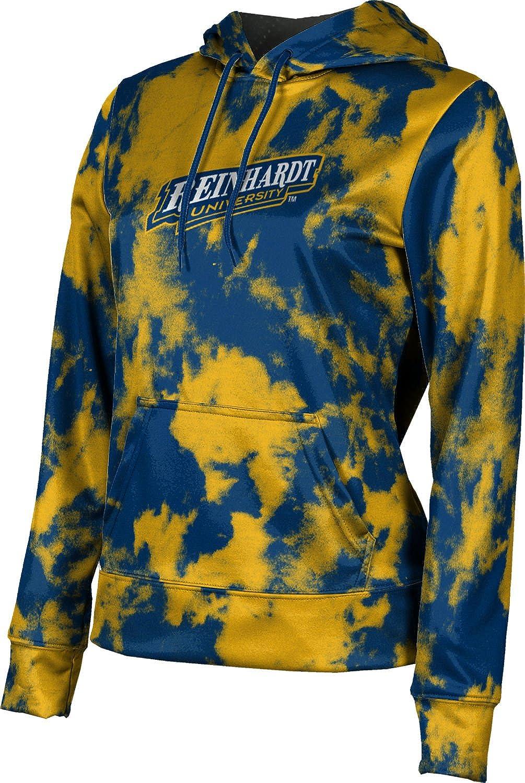 ProSphere Reinhardt University Girls' Pullover Hoodie, School Spirit Sweatshirt (Grunge)
