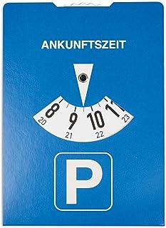 RNK 3118 auto- en reisboeken parkeerschijf 11 x 15 cm karton