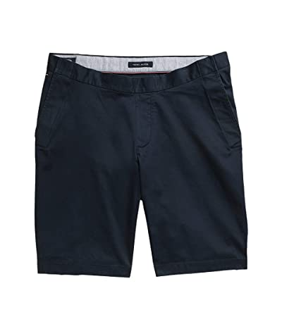 Tommy Hilfiger Adaptive Seated Fit Classic Short (Sky Captain) Men